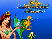 Mermaid's Pearl онлайн в казино Вулкан