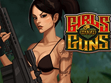Girls With Guns - Jungle Hea